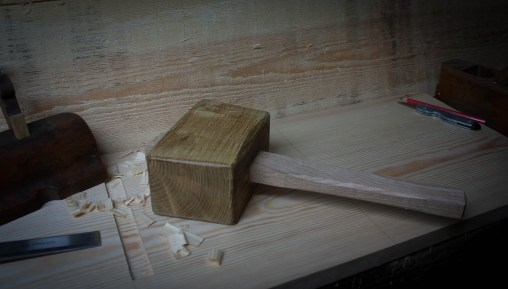 Joiner's Mallet by James Savage